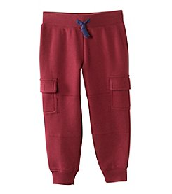 Mix & Match Boys' 2T-4T Fleece Cargo Joggers