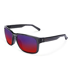 Under Armour® Grey/Red Assist Sunglasses