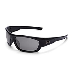 Under Armour® Black/Grey Force Sunglasses