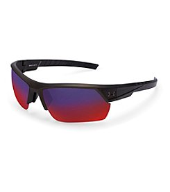 Under Armour® Charcoal/Red Igniter 2.0 Sunglasses