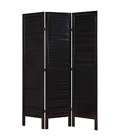 Acme Trudy II 3-Panel Wooden Room Divider