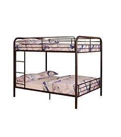 Acme Bristol Full over Full Bunk Bed