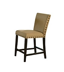 Acme Byton Set of 2 Counter Height Chairs