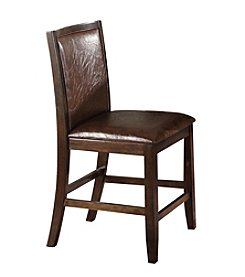 Acme Charissa Set of 2 Counter Height Chairs