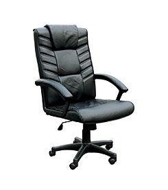 Acme Furniture Chesterfield Bonded Leather Office Chair
