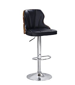 Acme Dicky Set of 2 Swivel Adjustable Bar Stools