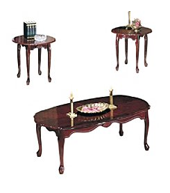 Acme Furniture Essex Coffee and End Table 3-pc. Set