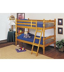 Acme Homestead Twin over Twin Bunk Bed