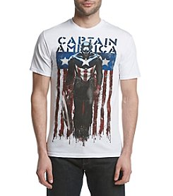 Men's Captain America Drips Tee