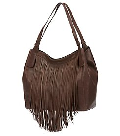 Frye® Ray Fringe Shoulder Bag