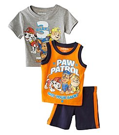 Nannette® Baby Boys' Paw Patrol Got Your Back 3-Piece Set