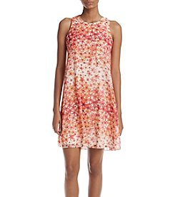 Calvin Klein Ditsy Floral Dress