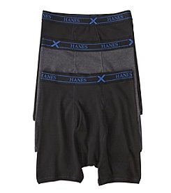 Hanes® Ultra X-Temp Comfort 3-Pack Boxer Briefs