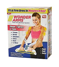 As Seen on TV Wonder Arms Resistance Arm Band System