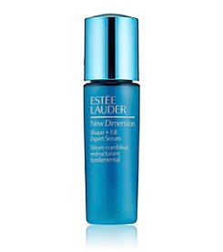 Estee Lauder New Dimension Shape And Fill Expert Serum Travel Size, .25 oz.