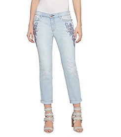 Jessica Simpson Embroidered Best Friend Jeans