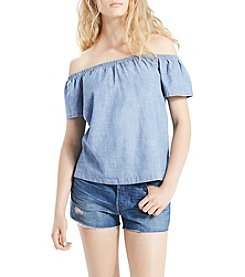 Levi's® Off-The-Shoulder Top