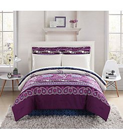 Living Quarters Bali 8-pc. Reversible Comforter Set
