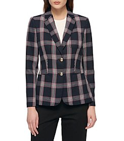 Tommy Hilfiger® Plaid Jacket