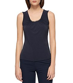 Tommy Hilfiger® Detail Neck Cami