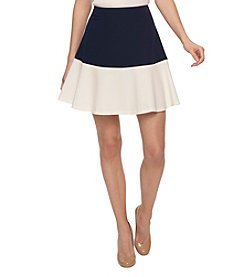 Tommy Hilfiger® Colorblock Flippy Skirt