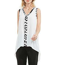 Vince Camuto® V-Neck Tunic Top