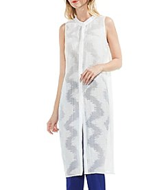 Vince Camuto® Sheer Tunic