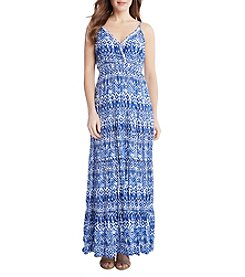 Karen Kane® Tiered Maxi Dress