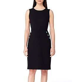 Tahari ASL® Grommets Dress