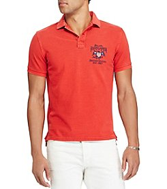 Polo Ralph Lauren® Men's Big & Tall American Flag Polo Shirt