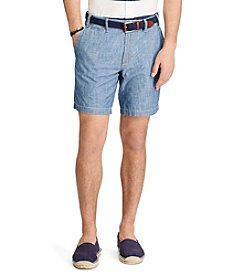 Polo Ralph Lauren® Men's Straight Fit Belted Shorts