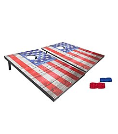 Black Series 10-Piece Vintage Americana Bean Bag Toss