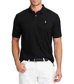 Polo Ralph Lauren® Men's Big & Tall Short Sleeve Mesh Polo Shirt