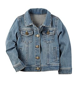 Carter's® Girls' 2T-8 Denim Jacket