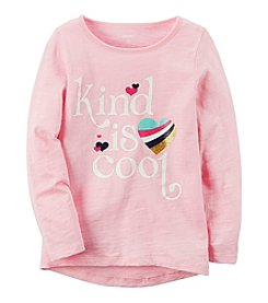 Carter's® Girls' 2T-8 Kind Is Cool Tee