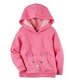 Carter's Girls' 2T-8 Mouse Character Hoody