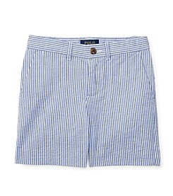 Polo Ralph Lauren® Boys' 2T-7 Seersucker Shorts