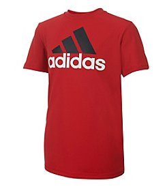 adidas® Boys' 2T-7 Clima Performance Tee