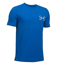Under Armour® Boys' 8-20 Big Mouth Strikes Tee