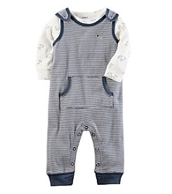Carter's® Baby Boys' 2-Piece Babysoft Coverall Set