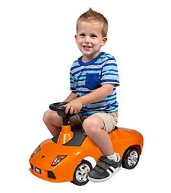 Lamborghini Kids' Ride-On Murcielago With Working Horn