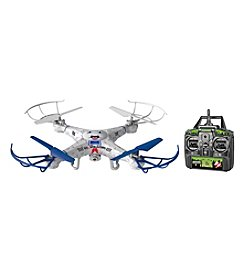 World Tech Toys Ghostbusters™ Stay Puft 2.4GHz 4.5 Channel Video Camera RC Quadcopter