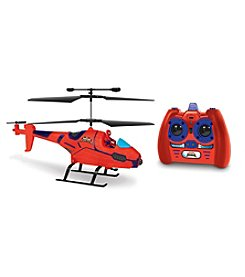 World Tech Toys Marvel® 3.5CH IR Helicopter with Spider-Man® Figure