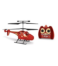 World Tech Toys Marvel® 3.5CH IR Helicopter with Iron Man Figure