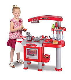 World Tech Toys Kids' Kitchen 40-Piece Playset