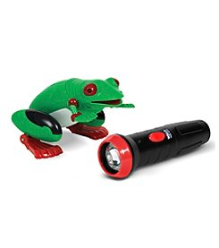 World Tech Toys RC Creatures Remote Control Infrared Frog