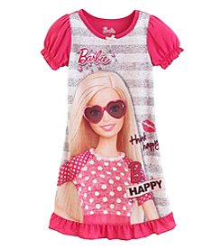 Komar Kids® Girls' 2T-4T Barbie® Think Happy Nightgown