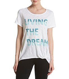 Marc New York Performance Living The Dream Tee