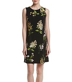 Tommy Hilfiger® Floral Printed Shift Dress