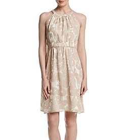 Tommy Hilfiger® Porcelain Floral Print Dress
